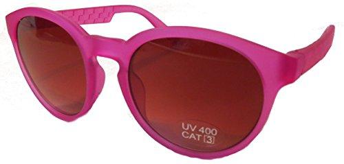 NAME IT mini Mädchen Sonnenbrille UV400 Schutz (Raspberry)