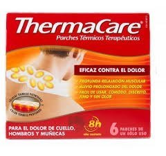 THERMACARE Nacken, Schultern, THERMAL PATCH DOLLS 6 by CSTLL
