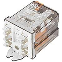 62.82.8.230.0040 Relé Industrial 230VAC 16A DPDT Finder