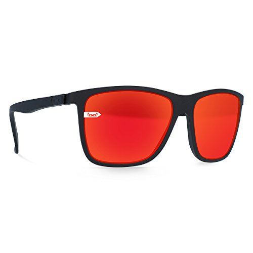 gloryfy unbreakable eyewear Sonnenbrille Gi15 St. Pauli black, schwarz