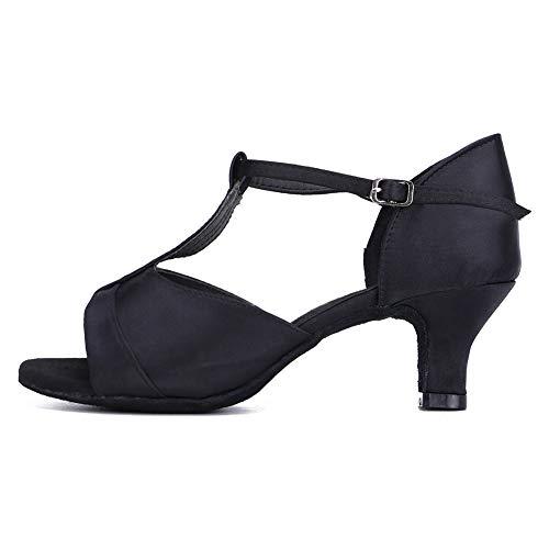 HIPPOSEUS Zapatos Baile Latino estándar Mujer Zapatos
