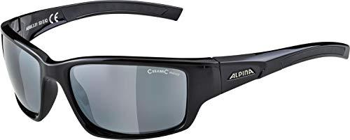 ALPINA Sonnenbrille Amition KEEKOR Outdoorsport-brille, Black, One Size