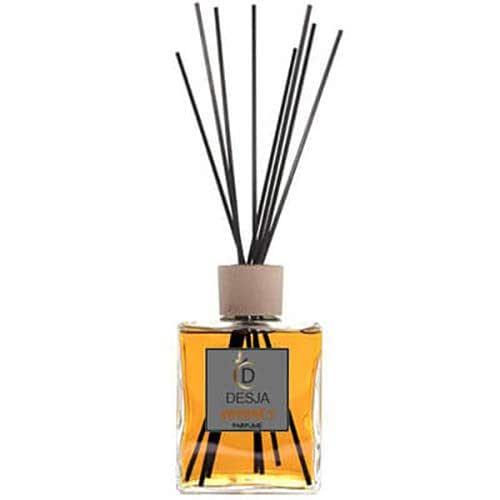 Profumatore ambiente completo di bastoncini da 500 ml Profumazione Whiskey diffusore profumo scatola inclusa