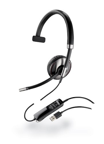 Plantronics C710  Blackwire 700-Serie Kabelgebunden Headset (Bluetooth, USB) Symbol Bluetooth-headset