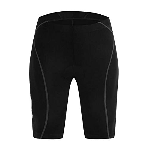 Aqwwhy pantaloncini da ciclista da uomo/pantaloncini da ciclismo e biancheria intima da ciclismo con alta elasticità ad alta densità e imbottitura in spugna 4d altamente traspirante