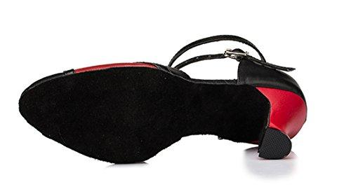 TDA - Strap alla caviglia donna Black Red