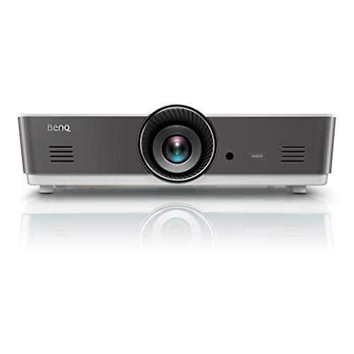 BenQ MH760 Videoproiettore Aziendale 1080p, 5000 Lumen, Wireless, Full HD 1920x1080, Contrasto Elevato 3000:1, 3D, HDMI, MHL, Controllo LAN, 180' a 4,6-6,0 m, Zoom 1.3x