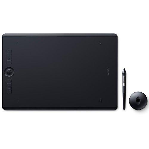 Wacom Intuos Pro Stifttablett Größe L / Grafiktablett inkl. Wacom Pro Pen...