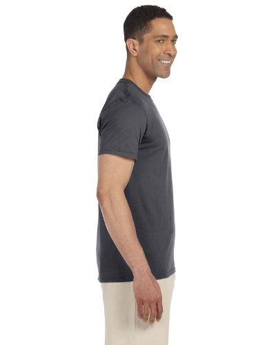 Gildan Softstyle, adult ringspun t-shirt Charcoal