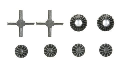Tamiya 300051460 - TA06 Kit de de différentiel conique Lot de 2