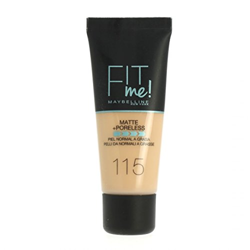 Fit me! MATTE&PORELESS Make-up