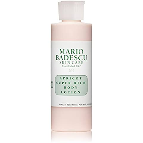 Mario Badescu albicocca Super Rich Body Lotion, 6 oz. by Mario Badescu
