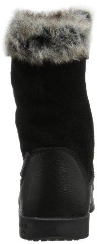 Florett Anna 47511, Snow Boots Women Negro (negro - Schwarz (schwarz 60))