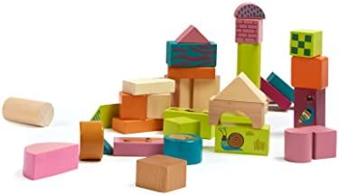 Oops ! - 16001.00 - Jeu De De De Construction - Blocs En Bois - Happy Building Blocks B00DG5IV5C ae18fc