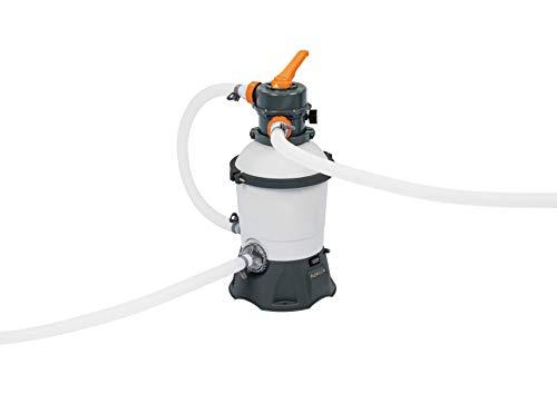 Bestway - Filtre à Sable pour piscines hors sol 2 006 litres / heure, 703 x 311 mm
