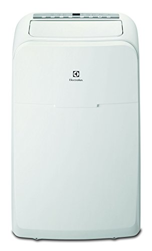 Electrolux EXP12HN1W6 Heat & Cool 4-in-1 Portable Air Conditioner, 12kBTU, White