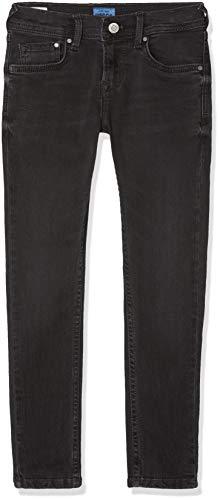 8 Kinder-jeans-jeans (Pepe Jeans Jungen Finly Jeans, Schwarz (Denim Wl0), 8 Jahre (Herstellergröße: 8))