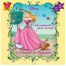 Un Momento Para Recordar/ Sleeping Beauty Moments to Remember (Disney Princesa/ Disney Princess 8x8) (Spanish Edition) by Catherine McCafferty (2007-03-04)