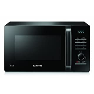 Samsung MS23H3125AK - Solo Sensor Microwave Oven in Black Finish