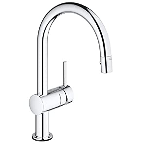 Grohe Minta – Touch Caño extraible Ref. 31358001