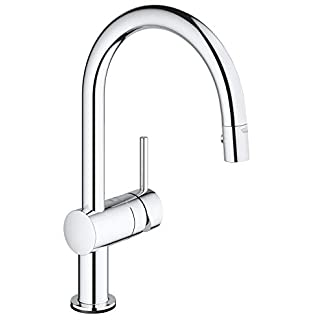 31KlnpI9wOL. SS324  - Grohe Minta Touch - Caño extraible