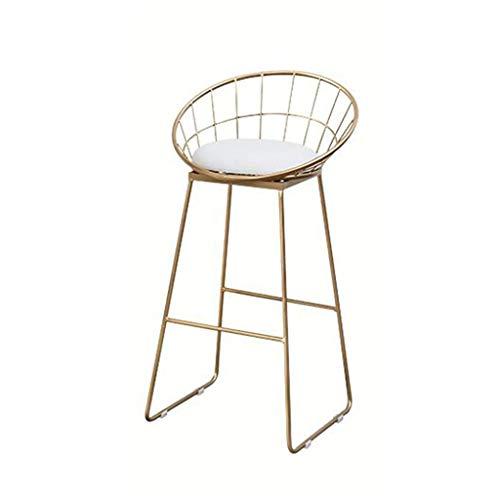c17111c44 LH- BAR Barstools Chair Footrest High Stool Sillas de Comedor tapizadas  como Taburete para Cocina