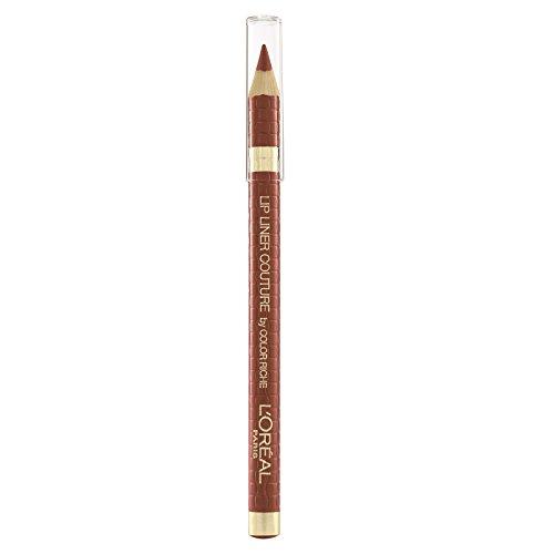L'Oréal Paris Couture Crayon à Lèvres 108 Brun Cuivré