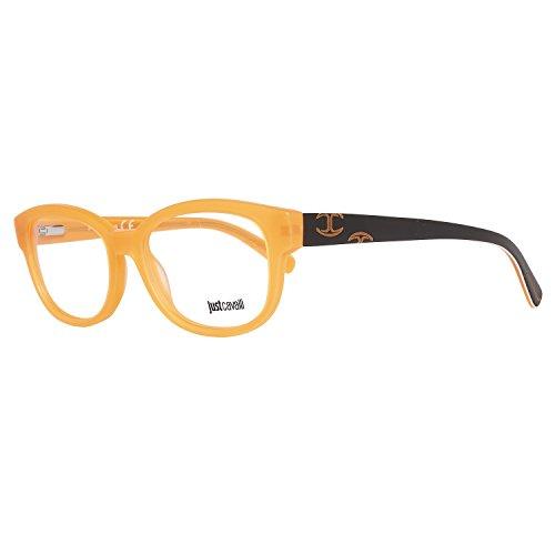 Just Cavalli Unisex-Erwachsene Brille JC0532 043 55 Brillengestelle, Orange,