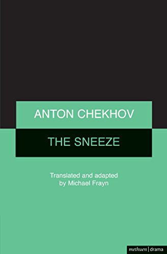 10e78e4557893 The Sneeze (Modern Plays) (English Edition)