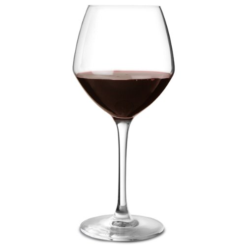 Chef & Sommelier Cabernet Vins Jeunes 470ml, sans repère de remplissage, 6 Verres