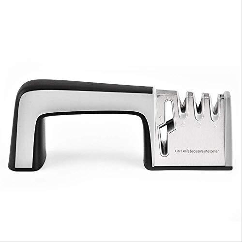 Messerschaerfer Messerschärfer Knife Sharpener Rutschfestem Unterseite Aus Küchengeräte Handheld Grinder Pro Hand Held Knife Sharpener