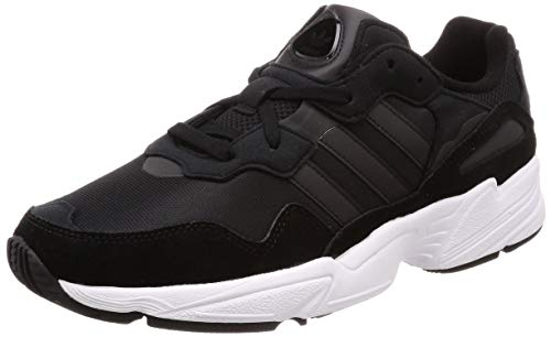 adidas Yung-96 Ee3681, Scarpe da Ginnastica Basse Uomo, Nero (Black, 44 2/3 EU