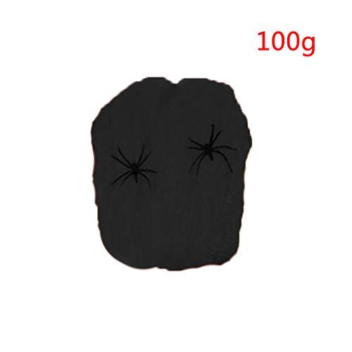 Halloween Stretchy Spinnennetz Horror DIY Cobweb Prop für Halloween Scary Partei Szene Dekoration