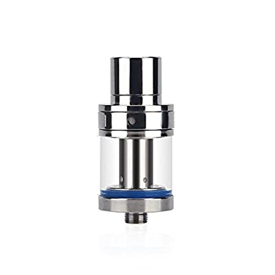 JOMO TECH Atomizer Tank Lite Mini 35W Ecigarette Replacement Pyrex Glass 510 Thread Vaporizer Tank Sub Ohm Clearomizer 2ml Electronic Cigarette Atomiser from JOMO TECH