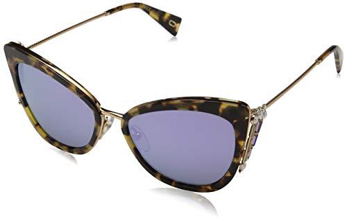 Marc Jacobs Damen MARC 263/S 3J O2V 56 Sonnenbrille, Glitter Hvna/Bl Blue,