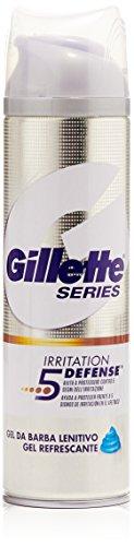 Gillette - Series Gel da Barba Lenitivo - 200 ml