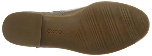 ECCO Tari 20, Stivaletti Donna Beige (Beige  (Sepia))