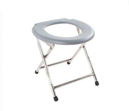 Taburete de tocador tocador doble para el aseo de baños discapacitados ancianos silla Silla Con Inodoro