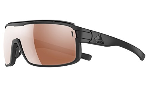 Adidas Brille ad01 ZONYK Pro L black matt 6055
