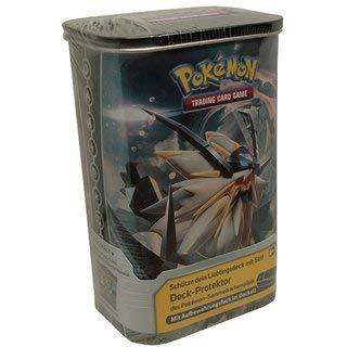 CAGO Pokemon - Top-Trainer Deck Tin - 1 Tin Solgaleo - Deutsch