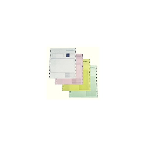 Used, Communisis Sage Compatible Invoice 4 Part NCR Paper for sale  Delivered anywhere in UK