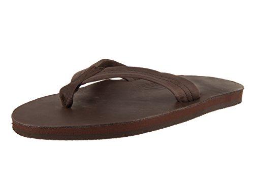 Herren Sandalen Rainbow Classic Leather Sandalen Mocha