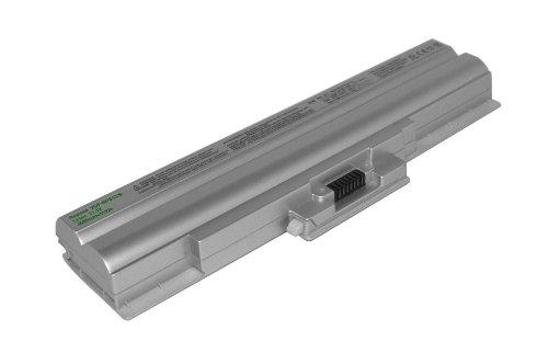 PowerSmart - Batteria da 4600 mAh Panasonic per Sony VAIO VGN-CS, VAIO VPC-CW, VAIO Serie VPC-M VGP-BPS13/S, VGP-BPS13A/S, VGP-BPS13AS, VGP-BPS13B/S, VGP-BPS13S