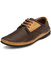 Fentacia Men Brown And Tan Casual shoe