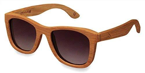 occhiali da sole legno Overseer rovere
