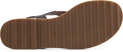 CAMPER SANDAL K200379-002 Pimpom Brown