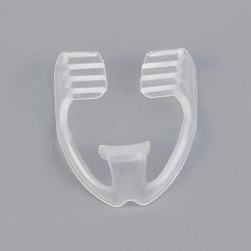 Universal Nacht Schlaf Mundschutz Anti Schnarch Mundstück Stop Zähne Schleifen Anti Schnarchen Bruxismus Körper Gesundheit Pflege Schlafmittel
