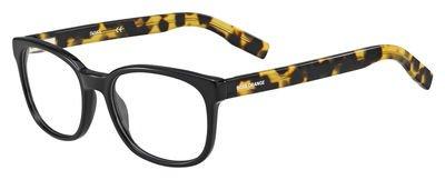 Boss orange bo 0215 y5q 52, occhiali da sole uomo, nero (spotted havana black)