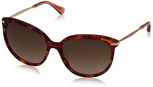 Jimmy Choo Sonnenbrille IVE/S J6_7VJ (57 mm) Havana, 57