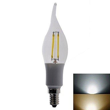 FDH E14 3 W COB 450LM BLANCO CÁLIDO, Blanco frío / Luces de velas LED 220-240 V CA